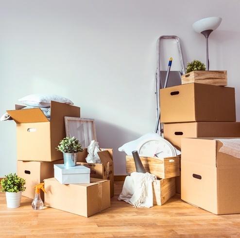 Wij gaan verhuizen